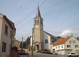 Église St Innocent