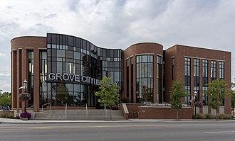 Grove City, Ohio - Grove City Library