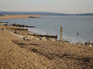 Milford on Sea - Shingle beach