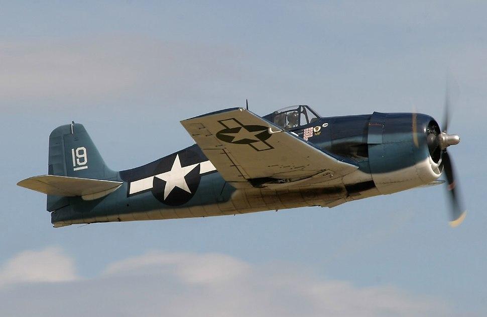 Grumman F6F-5K Hellcat (G-50) AN0622498