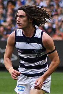 Gryan Miers Australian rules football player