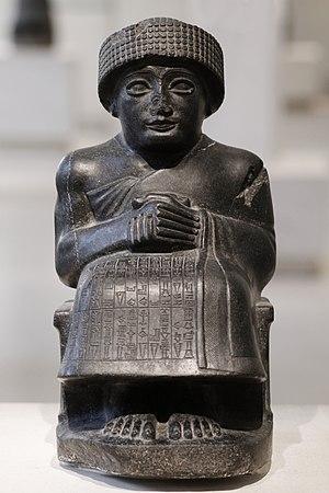 istorija - Istorija umetnosti 300px-Gudea_of_Lagash_Girsu