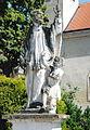GuentherZ 2011-07-09 0090 Reinprechtspoella Statue Franz Xaver.jpg