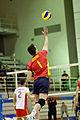 Guillermo Hernán - Bilateral España-Portugal de voleibol - 03.jpg