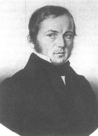 Hermann Gundert - Hermann Gundert (1832)