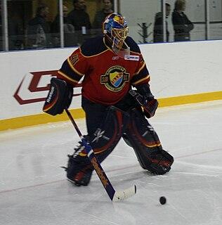 Gustaf Wesslau Swedish ice hockey player