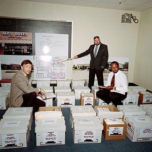 Joseph Gutheinz - Joseph Gutheinz during the Omniplan Investigation
