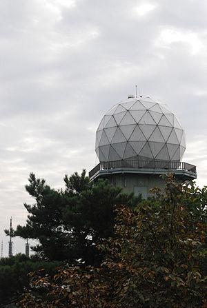Korea Meteorological Administration - Korea Meteorological Administration - Gwanak Radar Observatory