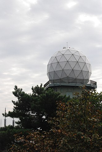Korea Meteorological Administration - Korea Meteorological Administration - Gwanak Radar Observatory