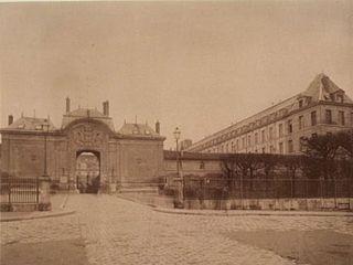 Bicêtre Hospital Hospital in Paris, France