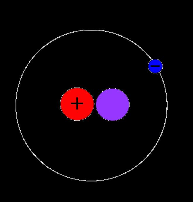 H-2 atom