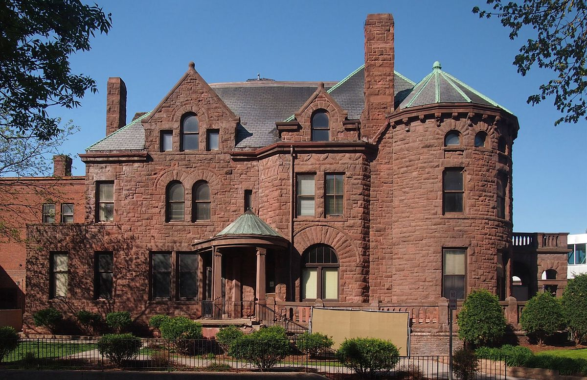 H Alden Smith House Wikipedia