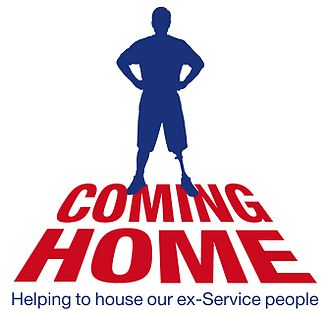 Coming Home campaign - Image: HHT Logo V4