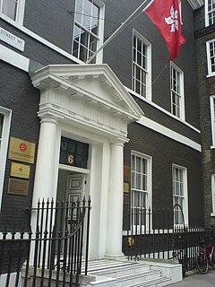 Hong Kong Economic and Trade Office, London