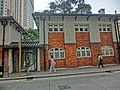 HK 北角 North Point 油街實現 Oil Street Art Space red brick house Mar-2014 outside exterior Electric Street visitors.JPG