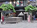 HK CWB 銅鑼灣 Causeway Bay 百德新街 Paterson Street clothing shop sign June 2019 SSG 06.jpg