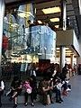HK Central IFC Mall apple shop visitors Dec-2012.JPG