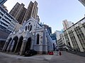 HK Mid-Levels 堅道 Caine Road 明愛堅道中心 Caritas Centre 香港聖母無原罪主教座堂 Immaculate Conception Cathedral of Hong Kong January 2020 SS2 03.jpg
