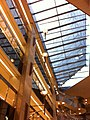 HK TST East 63 Mody Road Houton Centre VOID courtyard ceiling interior Nov-2012.JPG