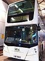 HK TST East Mody Road Bus Terminus white 81C double decker Nov-2012.JPG