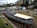 HMAS Diamantinastern 2008.JPG