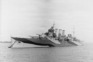HMS Shropshire - Image: HMS Shropshire (73)
