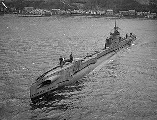 HMS <i>Tudor</i> (P326)
