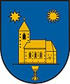 Coat of arms of Velemér