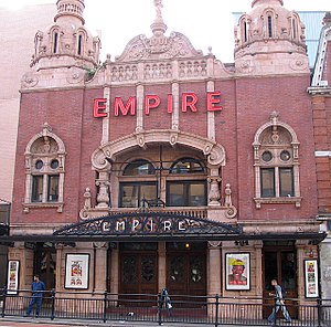Frank Matcham - Image: Hackney empire 1