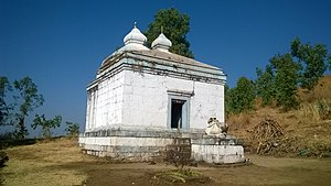 Hadsar - The mahadev temple