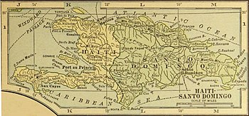 History Of The Dominican Republic Wikipedia - Haiti and the us map