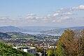 Halbinsel Au - Horgen - Zimmerberg - Uetliberg - Zürich - Zürichsee - Pfannenstiel - Feusisberg - Etzel 2010-10-21 15-13-00.JPG