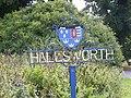Halesworth Town Sign - geograph.org.uk - 979115.jpg