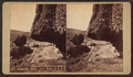 Hanging Rock, near Echo. U.P.R.R, by Weitfle, Charles, 1836-1921.png