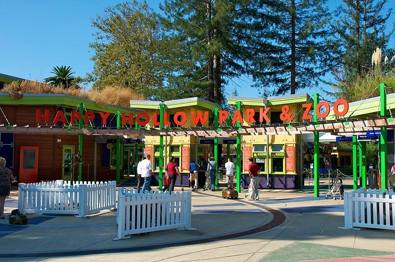 Happy Hollow Park %26 Zoo -San Jose, California, USA-2Oct2011 (1).jpg