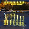 Harbour Lights. ~ twilight - panoramio.jpg