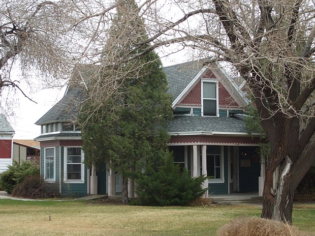 File harmon house price wikimedia commons for Cost of building a house in utah