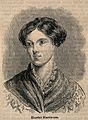 Harriet Martineau. Wood engraving. Wellcome V0003878.jpg