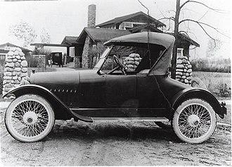 Harroun - Harroun Roadster