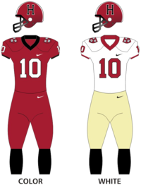 Harvard crimson football unif.png