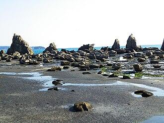 Yoshino-Kumano National Park - Hashigui-iwa