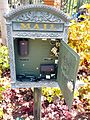 Haunted Mansion mailbox 2, Disneyland, Anaheim, CA, USA (7606411296).jpg
