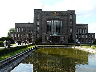 Nauen Transmitter Station - Preserved Nauen transmitter building, dating from 1920