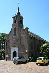 Heerewaarden - Hogestraat 20 - Hervormde kerk.JPG