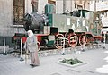 Hejaz railway station, Damascus in 1995 02.jpg