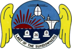 Helicopter Utility Squadron 1, Det. L, (US Navy) insignia, 1963.png