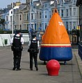 Hello big buoy - geograph.org.uk - 1279202.jpg