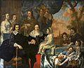 Helt Stockade Self-portrait with family.jpg