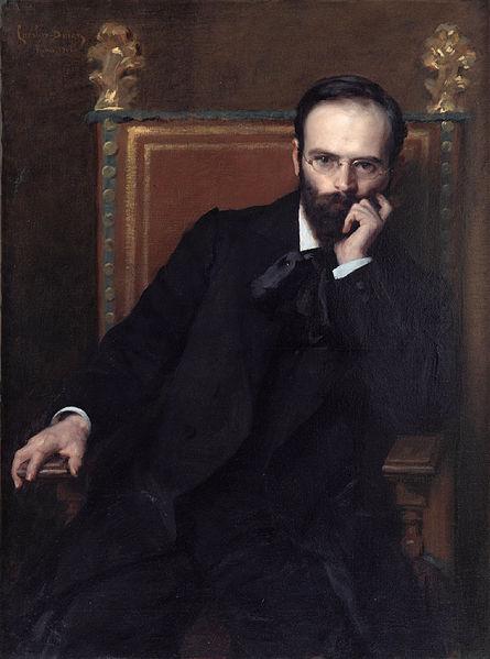 Fichier:Henri Bouchard (1875-1960) by Carolus Duran (1837-1917).jpg