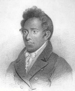 Henry Opukahaia - Image: Henry Obookiah, memoir illustration (restored)